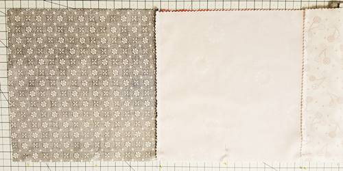 easy quilt pattern stitch together rows