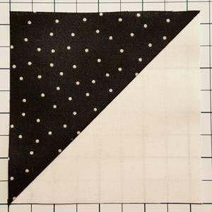 pinwheel quilt pattern Step 2d