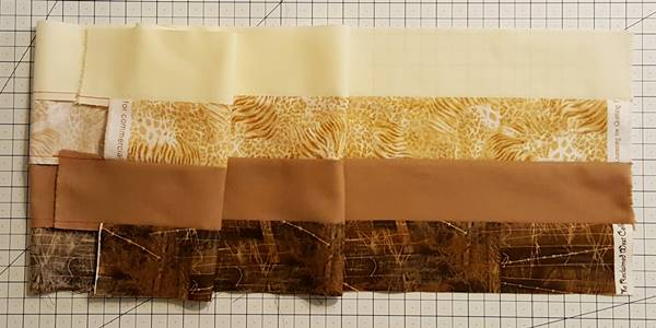 Rail Fence Quilt Pattern Tutorial For Beginners