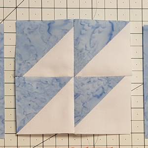 sailboat quilt block pattern aligned center Step 4c