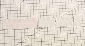 churn dash quilt block pattern Step 2a