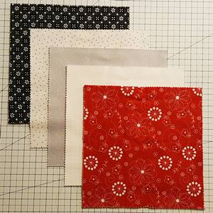 easy quilt pattern 10 inch square color stacks